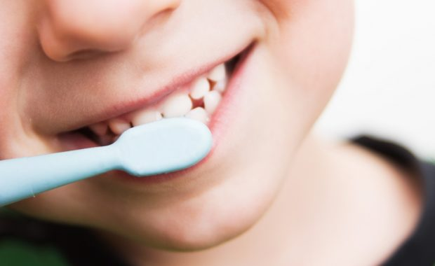 Child Teeth Discolored